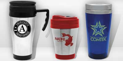 Travel Mugs & Tumblers